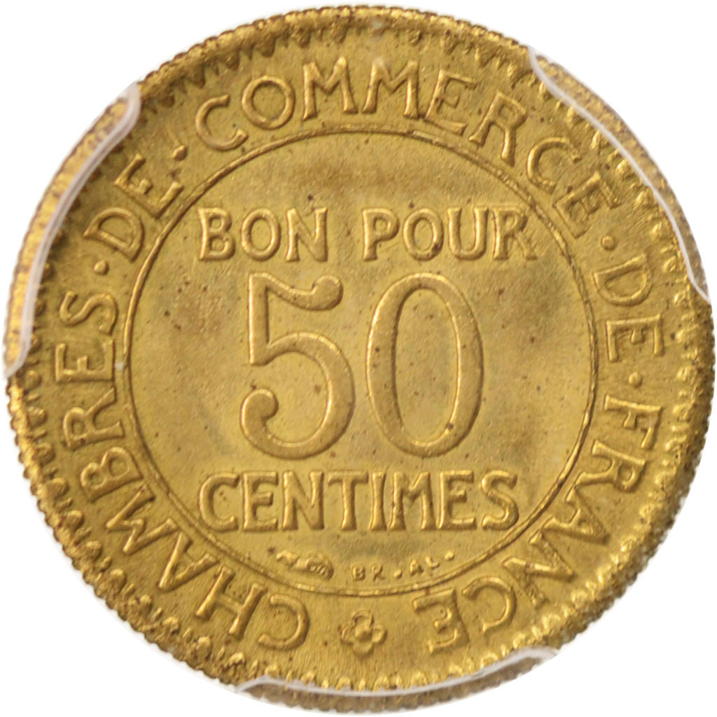 96442 france chambre de commerce 50 centimes 1926 for Chambre commerce france