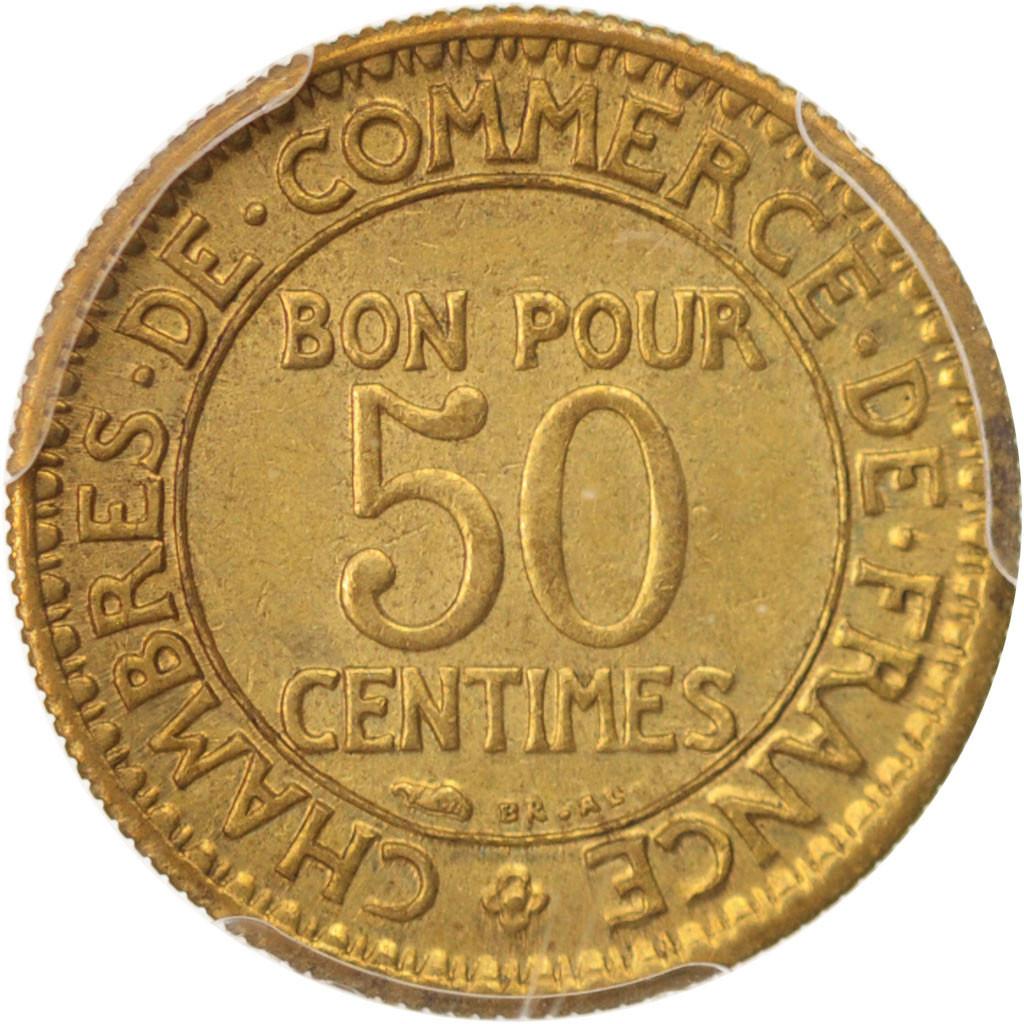 96443 france chambre de commerce 50 centimes 1927 for Chambre de commerce de france