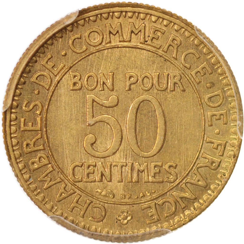 96446 france chambre de commerce 50 centimes 1928 for Chambre de commerce de france
