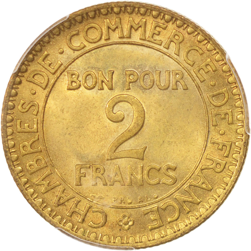 96489 france chambre de commerce 2 francs 1921 paris for Chambre de commerce de france bon pour 2 francs