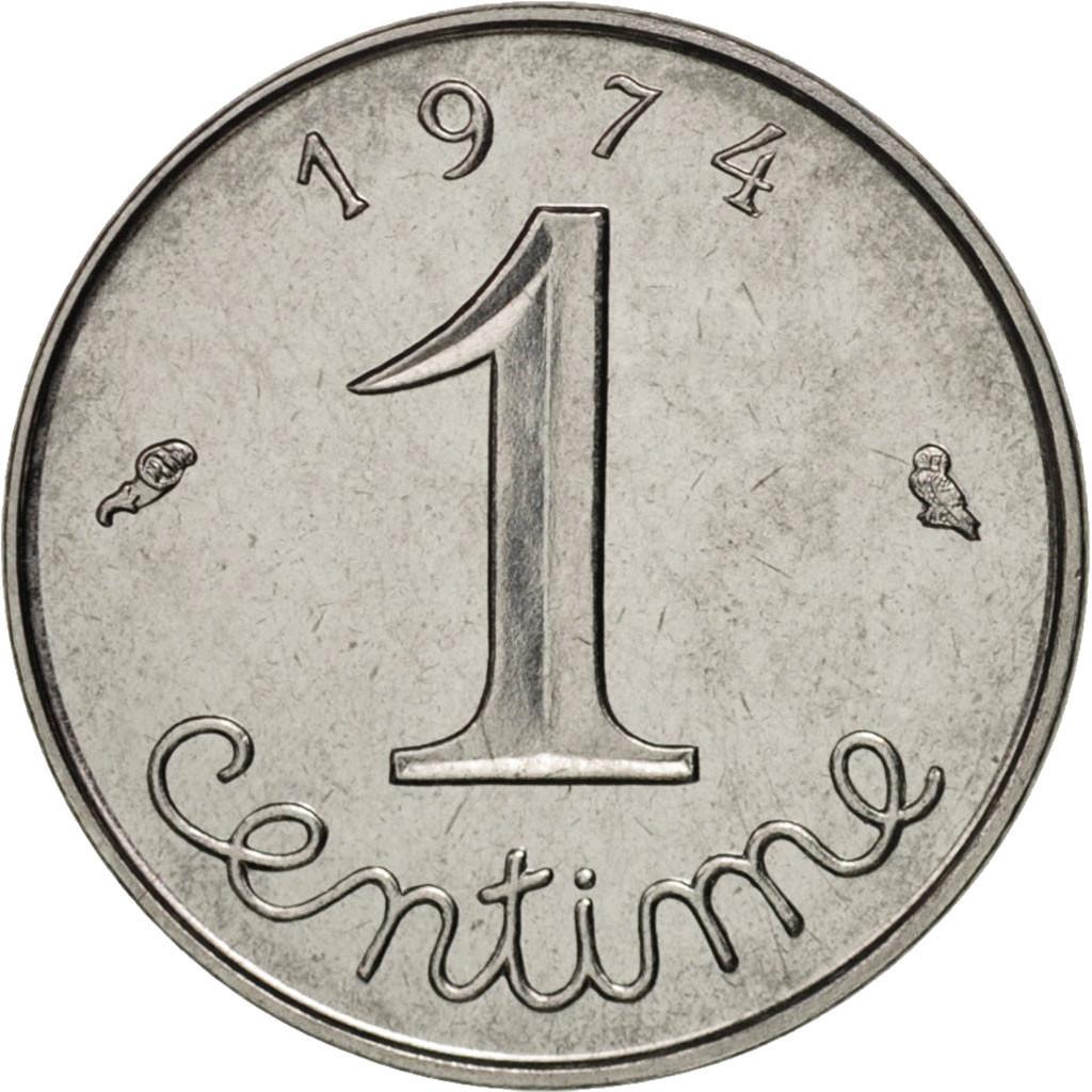 99490 france pi centime 1974 paris spl stainless for 99490