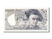 50 Francs Type Quentin de La Tour