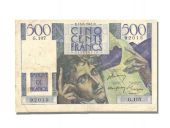 500 Francs Chateaubriand type 1945