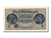Germany, 5 Reichsmark type 1940