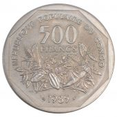 Congo, Republic, 500 Francs Essai