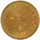 New Hebrides, Republic, 1 Franc Essai