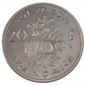 French Polynesia, Republic, 20 Francs Essai