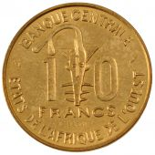 States of West Africa, 10 Francs Essai