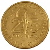 States of West Africa, 25 Francs Essai