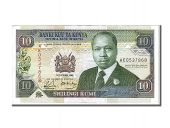 Kenya, 10 Shillings type 1986-90