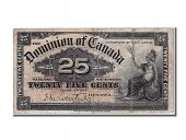 Canada, 25 Cents type Dominion of Canada