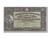 Switzerland, 5 Francs type 1911-14