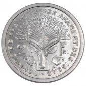 Afar and Issa, Republic, 2 Francs Essai