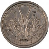Western Africa, French republic, 1 Franc Essai