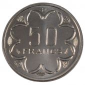 Central Africa, republic of Cameroon, 50 Francs Essai