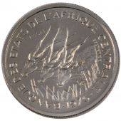 Central Africa, republic of Tchad, 50 Francs Essai