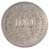 West Africa, republic, 100 Francs Essai