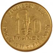 West Africa, Republic, 10 Francs Essai