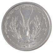 West Africa, republic, 1 Franc Essai