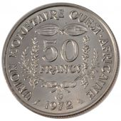 West Africa, Republic, 50 Francs Essai