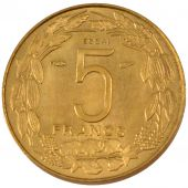 Equatorial Africa, republic of Cameroon, 5 Francs Essai
