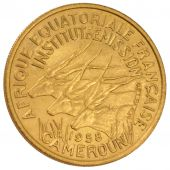 Equatorial Africa, republic of Cameroon, 25 Francs Essai