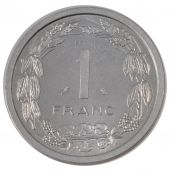Central Africa, republic of Cameroun, 1 Franc Essai