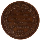 Louis Philippe I, Press Test Currency, Thonnelier Ing�nieur