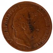 Louis Philippe, Visit currencies, Module de 5 Francs
