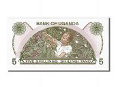 Ouganda, 5 Shillings type 1982