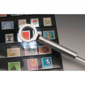 Magnifying Glass, 3,5x, 6 LED, Leuchtturm:325392 / LU190LED