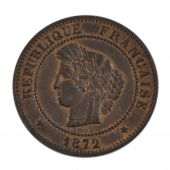 3rd Republic, 5 Centimes C�r�s
