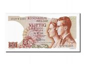 Belgium, 50 Francs type Couple Royal