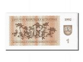 Lithuania, 1 Talonas type 1992