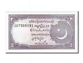 Pakistan, 2 Rupees type 1983-88