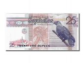 Seychelles, 25 Rupees type 1998