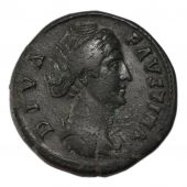Faustina Mother, Sestertius