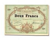 Issuing Bank of Arras, 2 Francs