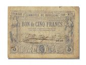 Bond for 5 Francs, Boulogne/Mer