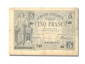 Comptoir d'escompte, 5 Francs, Paris