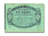 Monnaie Municipale, 1 Franc, Sedan