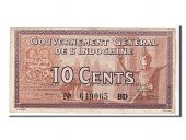Indochine, 10 Cents type 1939