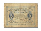 Nancy, 5 Francs