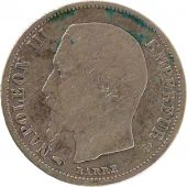 Second Empire, 50 Centimes Napoléon
