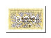 Lithuania, 0.20 Talonas, 1991, Undated, KM:30, UNC(65-70)
