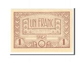 French West Africa, 1 Franc, 1944, KM:34b, Undated, SPL