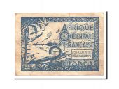 French West Africa, 2 Francs, 1944, KM:35, Undated, TB+