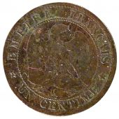 Second French Empire, 1 Centime Napol�on