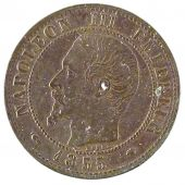 Second Empire, 1 Centime Napoléon