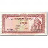 Cambodia, 10 Riels, 1962, KM:11c, UNC(65-70)